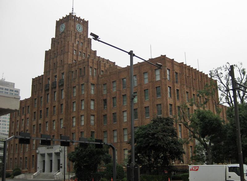 すばるキャブログ | 東京都選定歴史的建造物「市政会館」